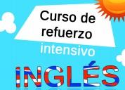 Ingles personalizado, clases de apoyo, refuerzos a domicilio
