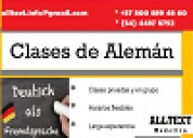 Aprende alemán en medellín