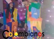 Payasos fiestas infantiles 3132261736