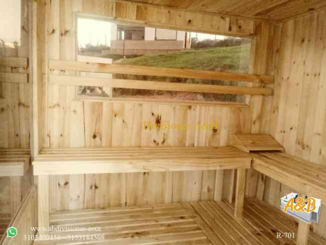 Suministro de : Saunas,Calderas,Generadores,Baños turcos