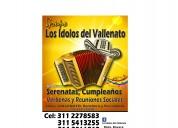 Serenata vallenata sogamoso. 3112278583