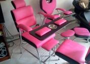 Fabrica de muebles de peluqueria,spa de uñas, lavacabezas rionegro marinilla,la ceja