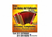 Fiesta o serenata de cumpleaÑos. 3112278583
