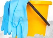 Servicio de limpieza profesional a apartamentos, apartaestudios o casas.