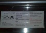 Maquina vinipeladora selladora de bandejas con viniflex stretch