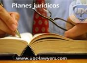 Planes jurídicos upc lawyers