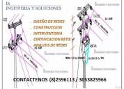 DiseÑo de redes asesorÍa especializada