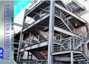 Estructuras metÁlicas is ingenierÍa y soluciones