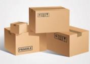 Cajas de carton corrugados