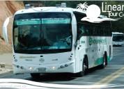 Alquiler de bus y vans de turismo
