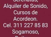 Grupo vallenato sogamoso y duitama. 3112278583