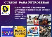 CURSO DE MANEJO DEFENSIVO PARA PETROLERAS