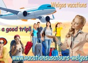 Welgos business online cheap flights and hotels booking