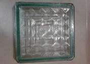 Bloque de vidrio para piso y muro