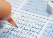 Resolución de exámenes y trabajos de matemáticas, física, estadística, calculo, álgebra lineal