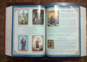 biblia ilustrada de lujo y demas productos para el hogar.