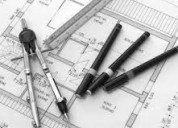 Levantamientos y dibujo de planos de arquitectura/ingenierÍa