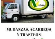 Trasteos y acarreos en sabaneta baratos 300 2252675