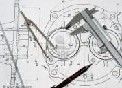 Levantamientos y dibujo de planos de ingenierÍas
