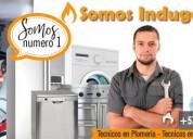 Mantenimiento y reparación de calentadores
