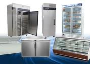 Mantenimiento y reparación de refrigeración