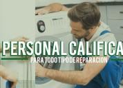 Mantenimiento y reparaciÓn lavadoras
