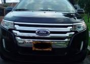 Urgeme vendo camioneta ford edge limited, 2014