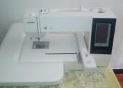 Maquina bordadora janome 500