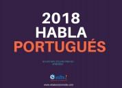 Máquina de hablar portugués