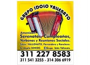 Grupo vallenato sogamoso