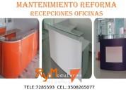 Reformas rym modulares