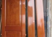 Servicio de carpintería a domicilio
