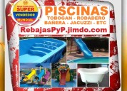 Fabrica, piscinas, tobogan, rodadero, jacuzzis,