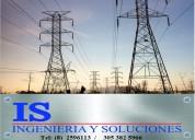 Mantenimiento y servicios electricos