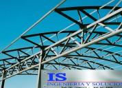 Estructuras metalicas personal especializado