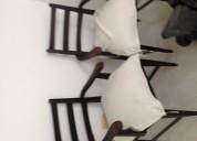 Vendo cofortables mesedoras en mimbre