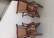Vendo sillas para oficina , sala o consultorio