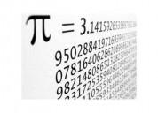 Resolución de exámenes y trabajos de matemáticas..