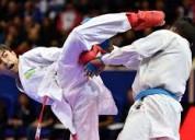 Entrenamiento personalizado de karate