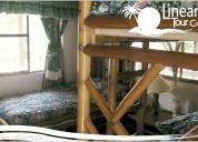 Fincas privadas para pasadia y hospedaje