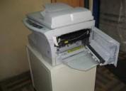 Aprenda mantenimiento de fotocopiadoras e impresor