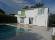 Cc918 casa con piscina para 8 personas.