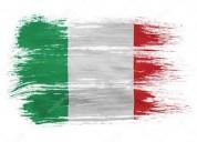 Clases de italiano en manizales, personalizado.