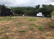 lote en venta – terreno plano – melgar - girardot