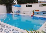 M957 cómoda quinta con piscina privada para 16 per