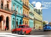 Planes y vacaciones por cuba