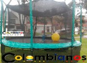 Trampolines recreacion inflables cogua