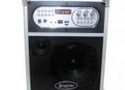 Sonido potente bleytec bc-sp 1455 - usb  full