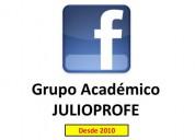 Profe:julio, x wapp: 3133567186 parciales,talleres