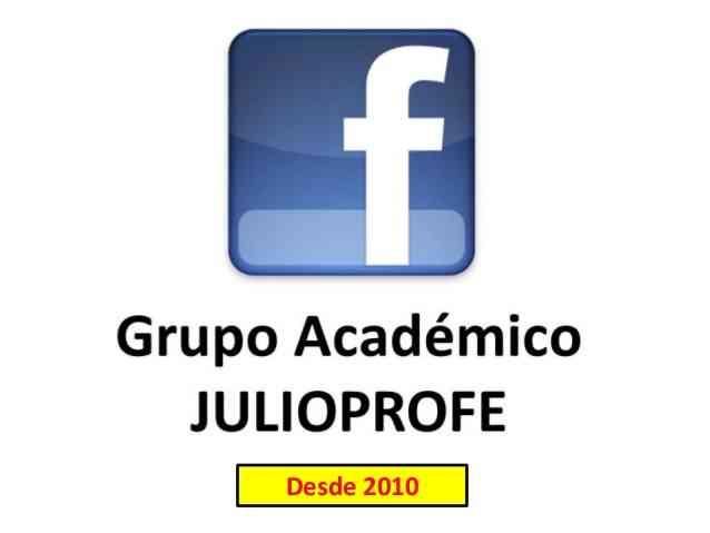 PROFE: JULIO , AYUDA EN TALLERES Y PARCIALES